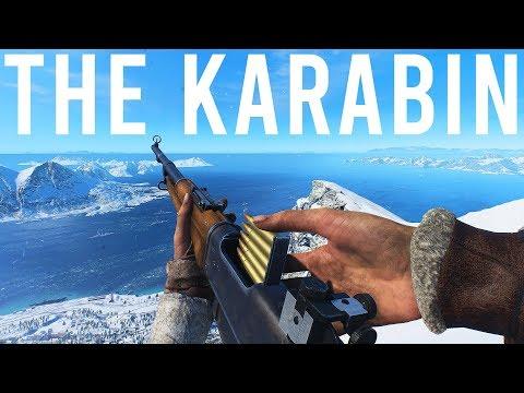 The Karabin - Battlefield V