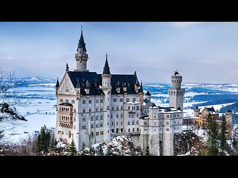 The Strange History of the Most Beautiful Castle on Earth