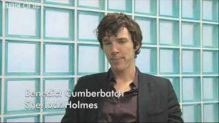 Benedict Cumberbatch - Updating Sherlock