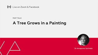 A Tree Grows in a Painting