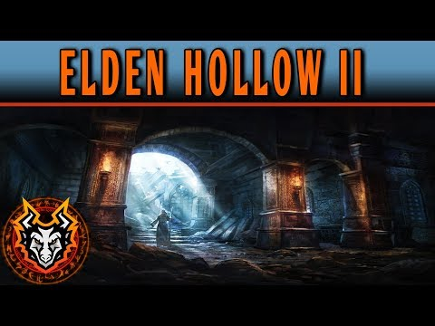 Elden Hollow Veteran Dungeon Final Boss Kill! (Elder Scrolls