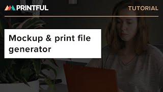 Printful video