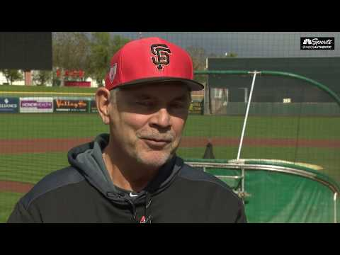 Bruce Bochy Explains His Decision To Retire After The Season