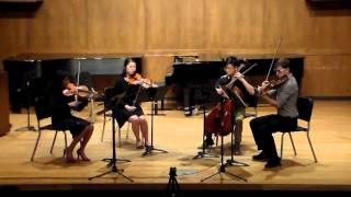 """My Favorite Things"" - The Sound of Music (String Quartet) arr. Michael Langford"