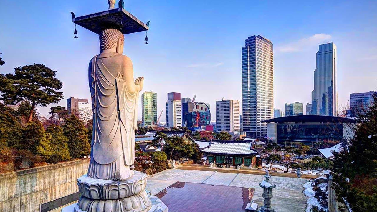 Du Ngoạn Thành Phố Nhộn Nhịp Seoul