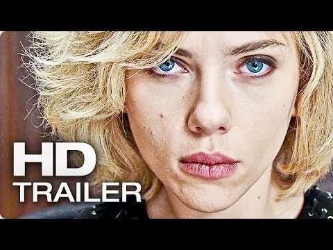 LUCY Offizieller Trailer 2 Deutsch German | 2014 Scarlett Johansson [HD]