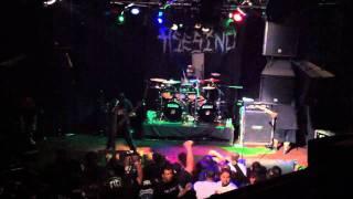 "ASESINO ""Despedazando Muertos"" live in Hollywood 2011 HD"