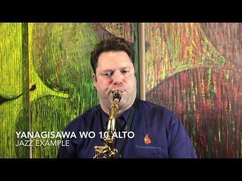 REVIEW: Yanagisawa WO 10 Saxophones