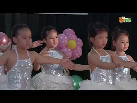 Múa Bale Alittle Love Đội VN Trường MN Thăng Long biểu diễn