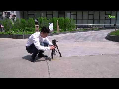 Portable UVIS ZK-VSCN100 Installation Guide