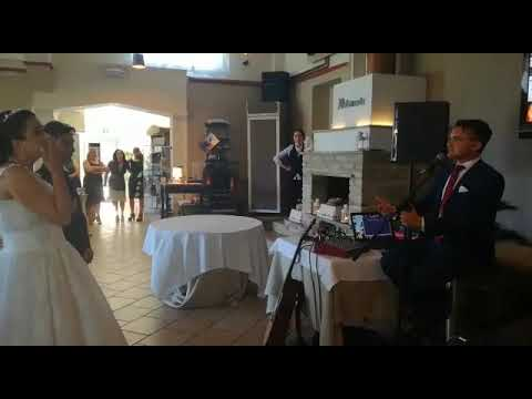 Marco Roncone wedding live entertainment Piano e voce, intrattenitore Pescara Musiqua