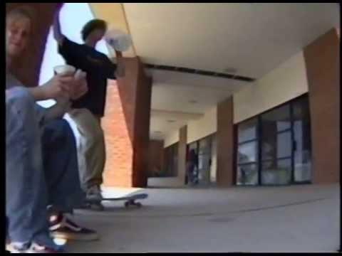 Mid to late 90's Woodbridge VA Skate Footage - Part 1