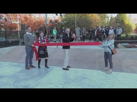 Issaquah's New Skate Park Grand Opening