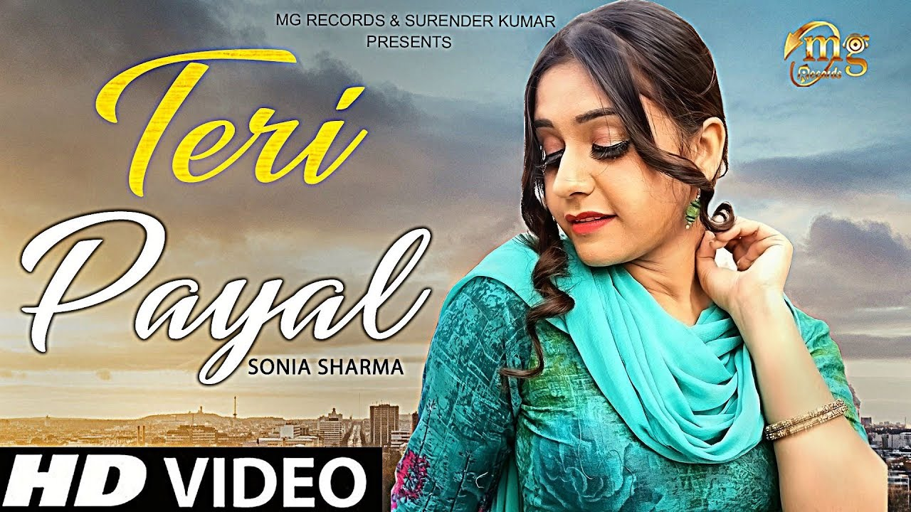 New Haryanvi Dj song 2018   Teri Payal   Rinku Tomar   Sonia Sharma  Nanushaka   Haryanvi Songs 2018 Video,Mp3 Free Download