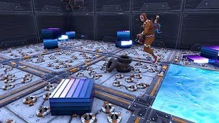 FORTNITE: PARKOUR IMPOSIBLE EN DIRECTO!