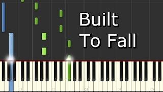 [Trivium - Built To Fall] Piano Tutorial