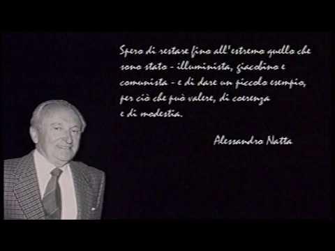 PUNTO D'INCONTRO: IN RICORDO DI ALESSANDRO NATTA
