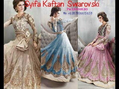 Video Fashion Baju India Salwar Dan Anarkali 4 by: Syifa Baju India