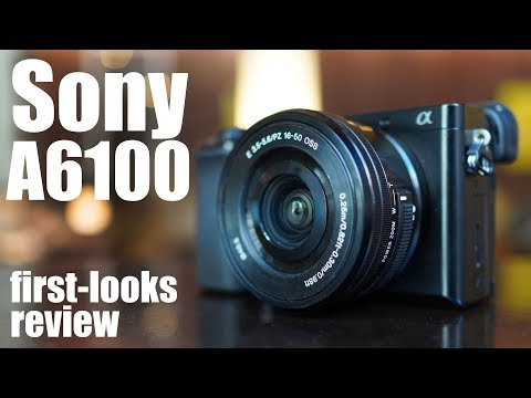 External Review Video zdx9QUvSjpc for Sony A6100 (ILCE-6100) APS-C Mirrorless Camera