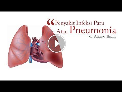 Video Konsultasi Kesehatan, Penyakit Infeksi Paru Atau Pneumonia - dr. Ahmad Thahir