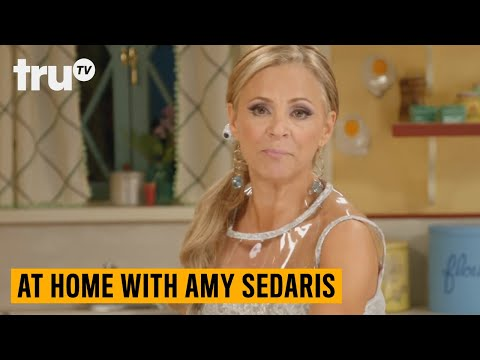 At Home with Amy Sedaris - Moon Cheese Ball | truTV
