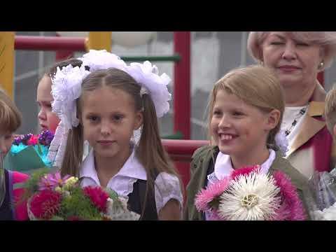 В Курганской православной школе во имя Александра Невского прошла торжественная линейка