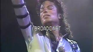 Michael Jackson - Human Nature Live In Rome 1988