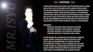 Mr.IsYu - DEVONA (Official Music)