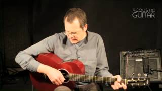 RainSong P12R Parlor Review from Acoustic Guitar