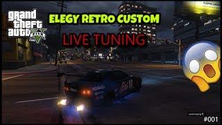 GTA 5 Online | Elegy Retro Custom | Live Tuning [GERMAN/DEUTSCH]