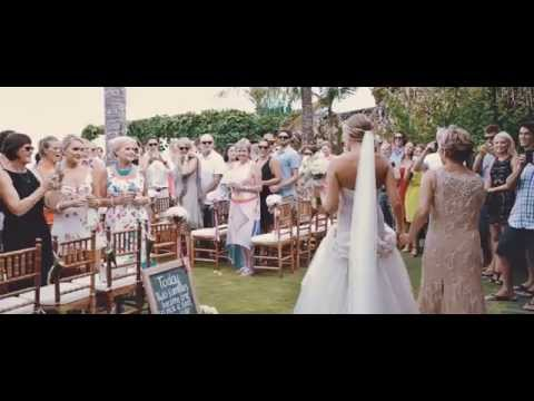 EMMA + BRADY // Wedding at Villa Ambar Ungasan Clifftop Resort - Bali