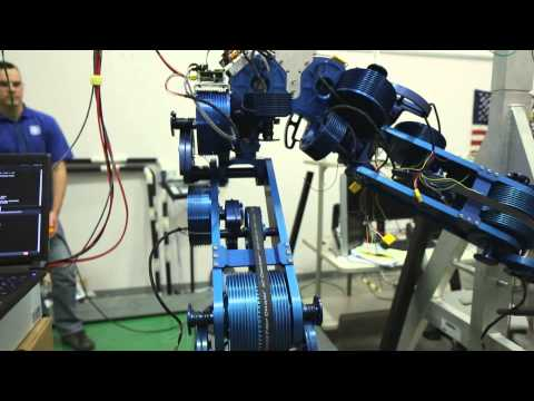 Energy Efficient Legged Robotics at Sandia Labs