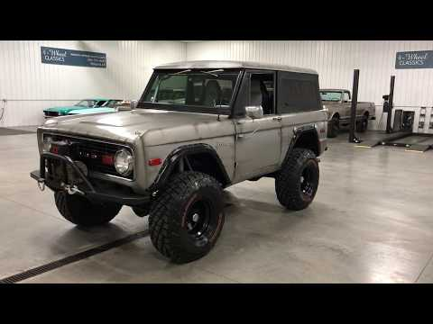 Video of Classic '71 Bronco - $27,900.00 - ONQ3