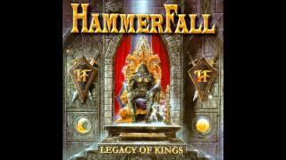 Hammerfall - At The End Of The Rainbow (Legacy Of Kings)