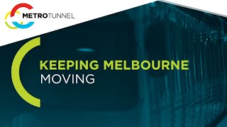 Keeping Melbourne moving