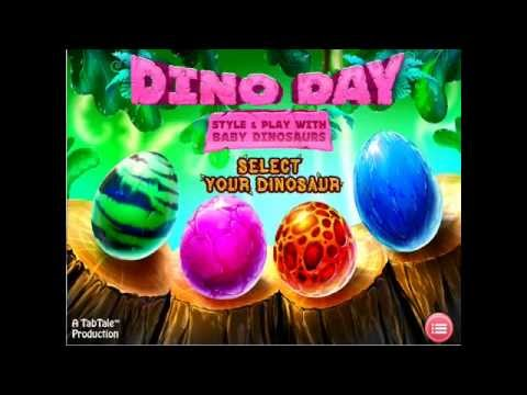 Video of Dino Day! Baby Dinosaurs Game