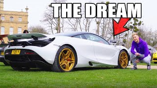 BEST CARS AND COFFEE EVER? *SUPERCARS EVERYWHERE*