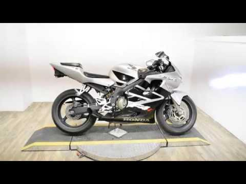 2002 Honda CBR 600 F4I in Wauconda, Illinois - Video 1