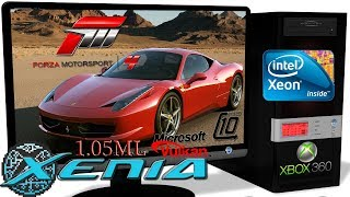 XENIA 1 05ML [Xbox 360] - Forza Motorsport 3 [Race-Ingame