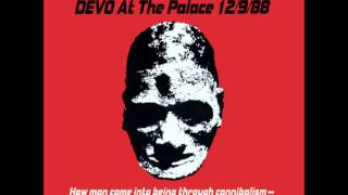 Now It Can Be Told: DEVO at the Palace - Jocko Homo