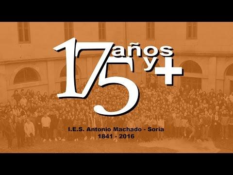 El vídeo de los 175 años del IES Machado