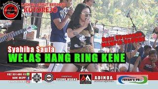 SYAHIBA SAUFA KUTOREJO  WELAS HANG RING KENE (Live) AA JAYA MUSIC