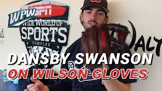 Glove Story: Dansby Swanson