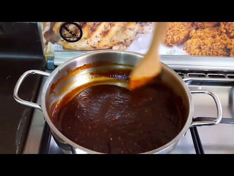 Szechuan sauce | tasty shezwan sauce | homemade schezwan sauce by cooking with asifa
