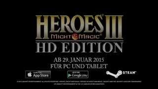 VideoImage1 Heroes of Might & Magic III - HD Edition
