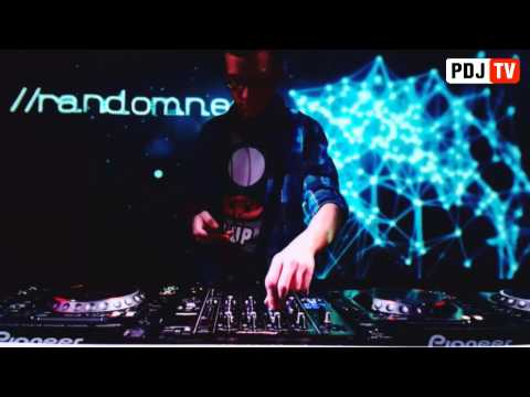 DJ Hot Maker Live Deep House MIX 01-02-2013 PDJTV ONE DJ SET LIVE