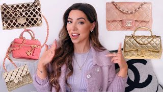 Chanel Spring Summer 2021 Collection Preview & Prices 💕 14k Bag, Jewellery, Accessories, SLG & More