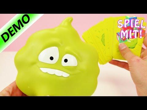 Mister Pups  - Lustiges Spiel mit Furz - Mattel Gas Out Game | Kartenspiel Demo
