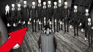 1 БАБУШКА ГРЕННИ ПРОТИВ 100 СЛЕНДЕРМЕНОВ В РЕАЛЬНОЙ ЖИЗНИ В МАЙНКРАФТЕ ТРОЛЛИНГ ! НУБИК