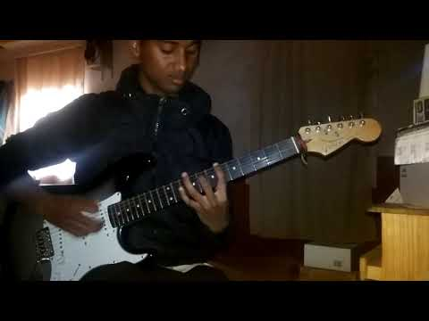 Chuck Berry Johnny B. Goode guitar cover